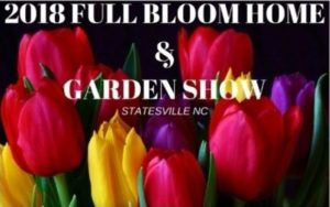 Full Bloom Home and Garden Show 2018