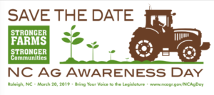 Tractor and Ag Awareness Day Logo