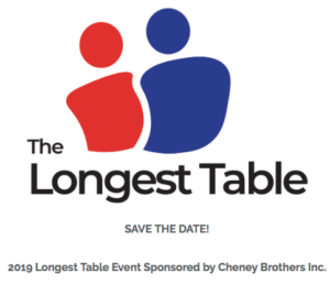 The Longest Table  Logo