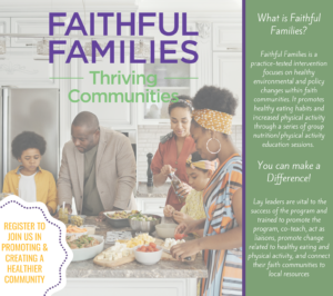 Cover photo for Faithful Families: Train the Trainer